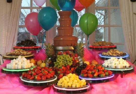 Wicked Dips Chocolate Fountains